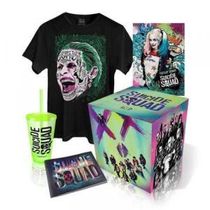Kit Gift Box Esquadrão Suicida R$ 40
