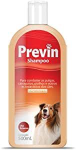 Shampoo Previn para Cães 500ml