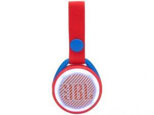 Caixa de Som Bluetooth JBL JR POP Portátil - Amplificada à Prova de Água 3W R$ 129