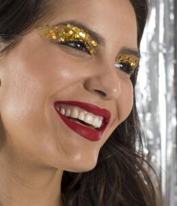 Glitter em Pó | Dourado