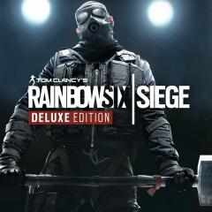 Tom Clancy's Rainbow Six Siege Deluxe Edition - R$37