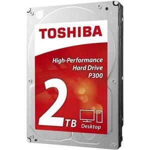 "HD Toshiba P300 2TB 3.5"" Sata III 6GB/s, HDWD120XZSTA"