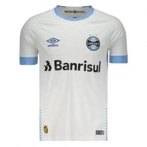 Camisa Grêmio Umbro Oficial 2 2018 (GAME) R$ 108