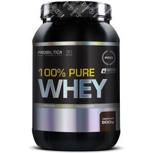 100% Pure Whey 900g (Chocolate) - Probiótica