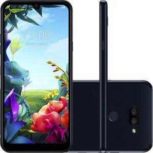 "Smartphone LG K40s 32GB Dual Chip Android 9 Tela 6.1"" Octa Core 2.0GHz 4G Câmera 13+5MP - Preto"
