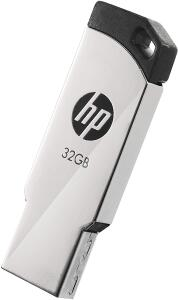 HP V236W Series USB Pen Drive, 32GB