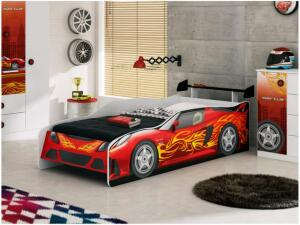 Cama Infantil Móveis Estrela - Sport Car R$ 285