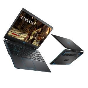 """(APLICATIVO+CC AMERICANAS) Notebook Gamer Dell G3-3590-U50P 9ª Geração Intel Core i5 8GB 512GB SSD Placa Vídeo NVIDIA GTX 1650 15.6"""" Linux"""