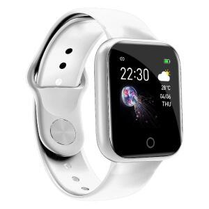 Smartwatch Bakeey i5 com medidor de pressão e oxigenação do sangue | R$67