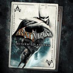 (PS4) Batman: Return to Arkham | R$29