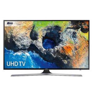 """Smart TV LED 75"""" Ultra HD 4K Samsung 75MU6100 3 HDMI 2 USB Wi-Fi 120Hz"""