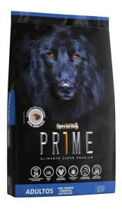 Ração Special Dog Prime Adultos 10,1Kg