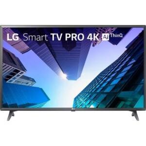 Smart TV LED 49´ 4K LG, 3 HDMI, 2 USB, ThinQ AI - 49UM731C0SA