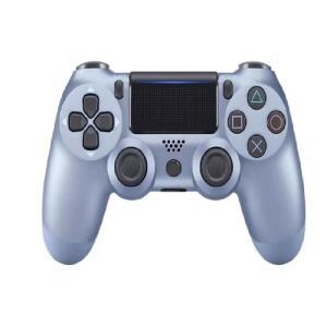 (Cartão SUB + AME = R$158,27) Controle Playstation Doubleshock 4 Azul Titânio - Ps4