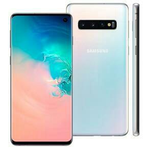 Samsung Galaxy S10 Branco 128GB, 8GB RAM