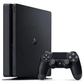 Sony Playstation 4 Slim 1tb Standard Jet Black