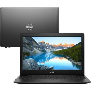 "[R$1.540 AME+CC Shoptime] Notebook Dell Inspiron I15-3584-D10P Core i3 4GB 1TB 15,6"" Linux | R$1.711"