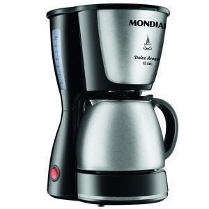 Cafeteira Mondial Dolce Arome Thermo Inox C-34JI 15 Xícaras – R$80
