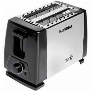 Torradeira Mondial Toast Duo NT-01 - R$47