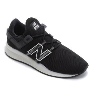 Tênis New Balance MS247 Masculino - Preto e Branco | R$285