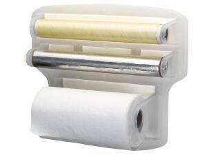 Porta Papel Toalha, Aluminio e PVC - Arthi - 5108