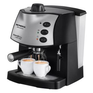 Cafeteira Expresso Mondial Coffee Cream Premium C-08 - 15 Bar - R$270