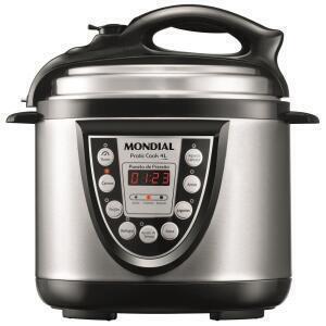 Panela Pressão Mondial Pratic Cook 4L PE-09 - R$206