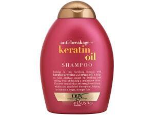 [APP + Clube da Lu] Shampoo Ogx Keratin Oil - 385ml