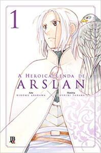 A Heroica Lenda De Arslan Senki - JBC [Mangá]