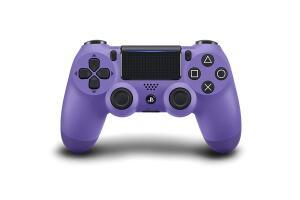Controle Dualshock 4 - Playstation 4 - Roxo Elétrico R$ 220