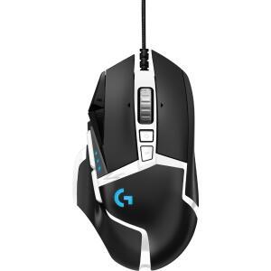 Mouse Gamer RBG Ajustável G502 Hero SE- Logitech - R$130