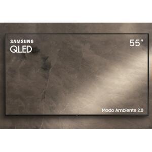 "Smart TV Samsung QLED UHD 4K 55"" QN55Q60 | R$2.849"