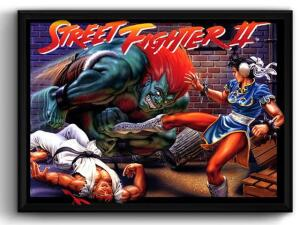 Jogo Street Fighter 2 - (Xbox 360)