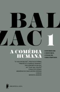 eBook A Comédia Humana - Volume 1