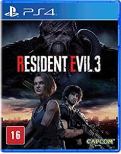 (Pré venda e frete grátis)Resident evil 3 - PlayStation 4