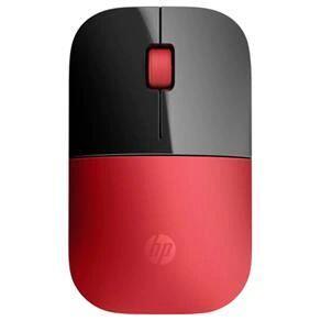 Mouse HP Z3700 Sem Fio - Vermelho