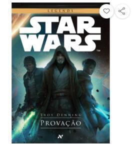 Livro - Star Wars : Provação