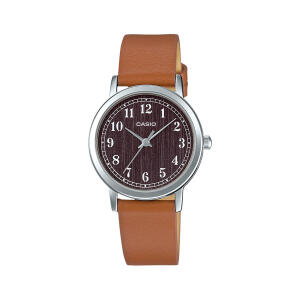 Relógio Casio Collection Feminino Branco Analógico LTP-E153L-7ADF R$112