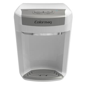 Purificador De Água Eletrônico Colormaq 66W Branco Bivolt   R$324