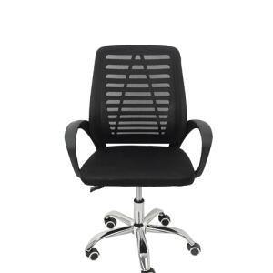 Cadeira De Escritório Trevalla TL-CDE-34-1 Giratória Preta | R$163