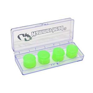 Protetor De Ouvido De Silicone - 4 Peças Hammerhead Unissex | R$11