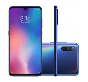 Xiaomi MI 9 64GB 6GB RAM Versão Global Desbloqueado Azul