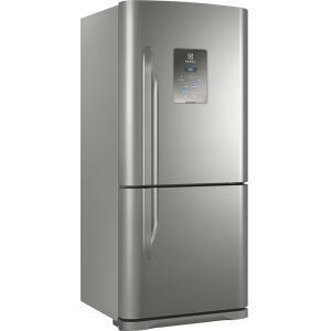 Geladeira Frost Free Bottom Freezer 598L Electrolux (DB84X) 127V - R$3384