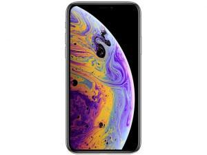 "(APP) iPhone XS Apple 512GB Prata 4G Tela 5,8"" Retina - Câmera Dupla 12MP + Selfie 7MP iOS 12"