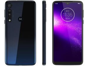 [APP - CLUBE DA LU] Motorola One Macro 64GB Azul Espacial