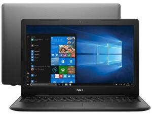 "[Clube Da Lu] Notebook Dell i15-3583-A30 Core i7 8565U 15,6"" 8GB HD 2TB (Radeon 520 2GB) | R$2.519"