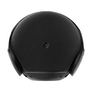Caixa de Som Motorola Sphere Plus 2 em 1 Bluetooth Speaker com Fone de Ouvido - Preto R$ 99