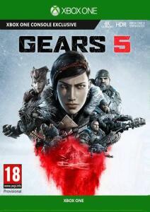 Gears 5 - Xbox One R$ 69
