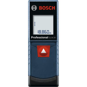 Trena a Laser Glm 20 - Bosch