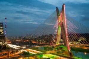Voos de Belo Horizonte para São Paulo por R$189